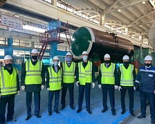 Autumn commission inspection of the Pavlodar locomotive repair depot